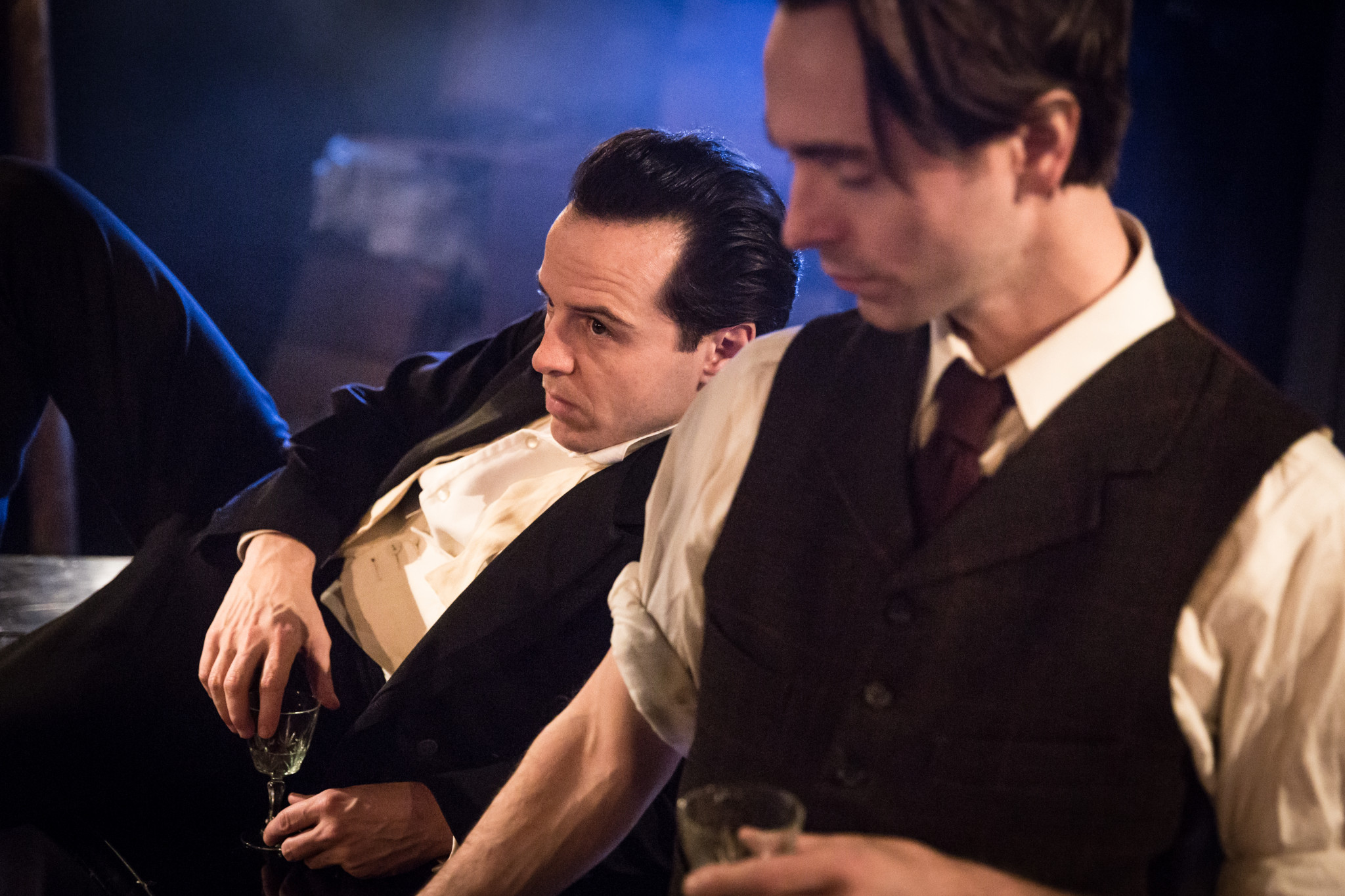 The-Dazzle-at-FOUND111.-Andrew-Scott-Langley-and-David-Dawson-Homer.-Photo-credit-Marc-Brenner-67