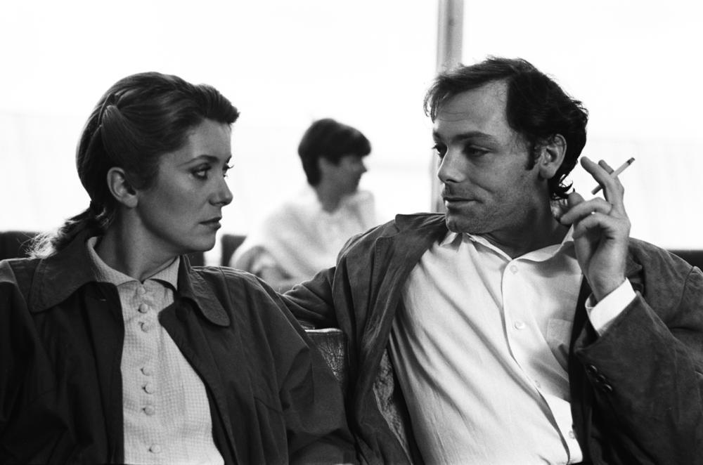 "05/00/1981 : Set of the movie ""Hotel des Ameriques"""
